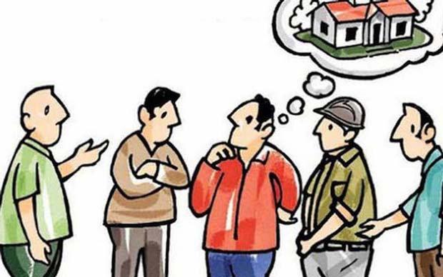 Chọn người mượn tuổi làm nhà