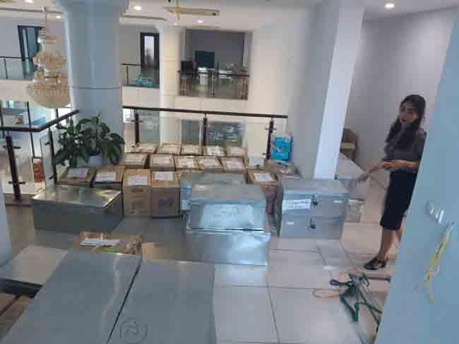 Chuyển nhà trọn gói tại huyện Ứng Hòa