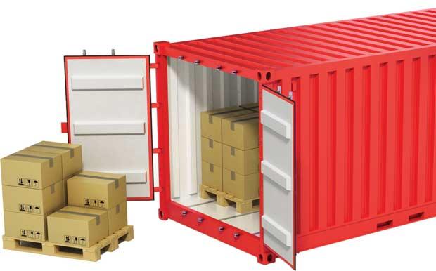 Container bách hóa