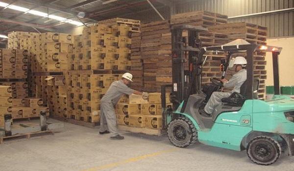 Dịch vụ vận chuyển kho xưởng