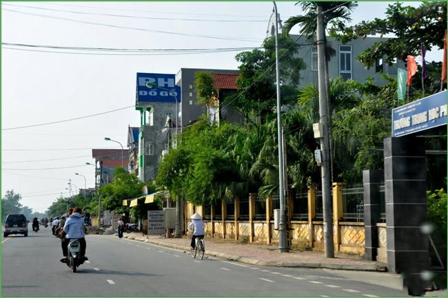 Huyện Thanh Oai
