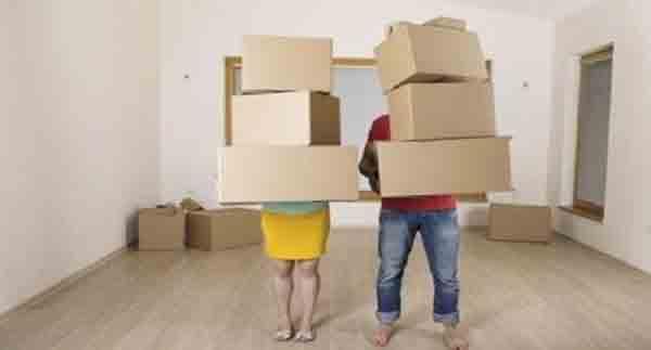 Khó khăn trong quá trình chuyển nhà