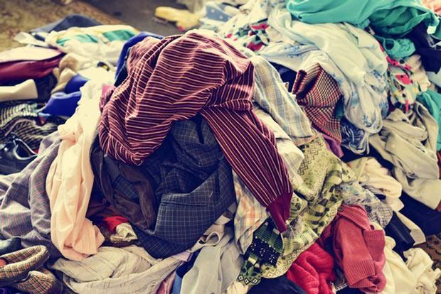 Loại bỏ hoặc thanh lý bớt đồ không cần dùng tới