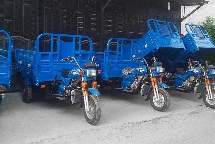 Xe ba gác chuyển nhà Công ty chuyển nhà Kiến Vang