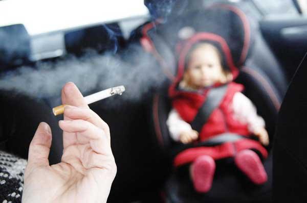 Tác hại gián tiếp đến người hít phải khói thuốc