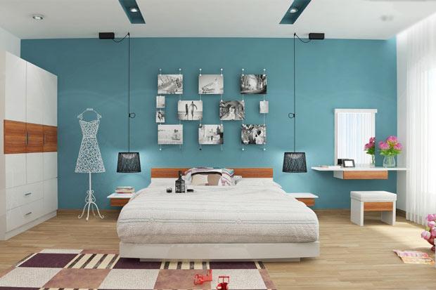 Ý nghĩa chọn vị trí đặt giường hợp phong thủy