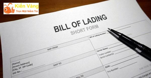 Vận đơn chủ (Master Bill of lading)